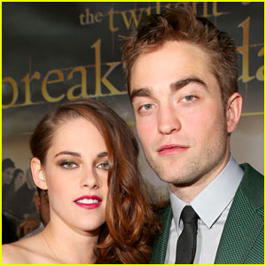 Robert Pattinson Mentions Kristen Stewart in New Interview