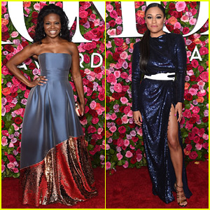 'Summer' on Broadway Stars LaChanze & Ariana DeBose Stun at Tony Awards 2018!