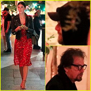 Leonardo DiCaprio Has Dinner with Girlfriend Camila Morrone & Her Family!