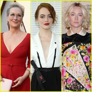Meryl Streep, Emma Stone & Saoirse Ronan Set to Star in Greta Gerwig-Directed 'Little Women'!