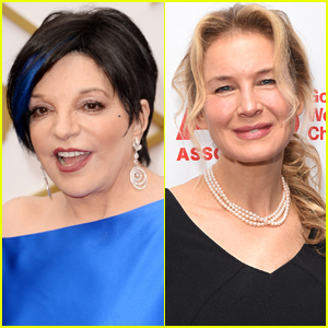 Liza Minnelli Does 'Not Approve' Judy Garland Biopic Starring Renee Zellweger