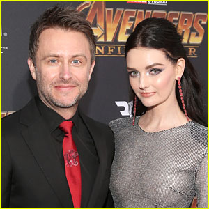 Lydia Hearst Supports Husband Chris Hardwick Amid Allegations of Abuse By Chloe Dykstra