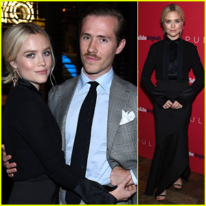 Maddie Hasson Gets Husband Julian Brink's Support at 'Impulse' Screening