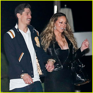 Mariah Carey & Bryan Tanaka Couple Up for Date Night in Malibu