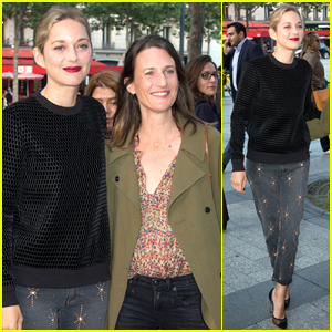 Marion Cotillard Steps Out for Champs Elysees Film Festival Opening Ceremony 2018!