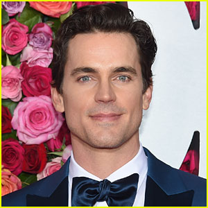 Matt Bomer Celebrates Pride in NYC with His Three Sons!