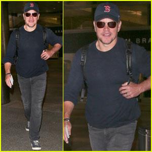 Matt Damon's Cameo Reportedly Got Cut From 'Ocean's 8'