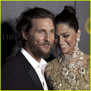Matthew McConaughey Says 'The Clock Was Ticking' Before Marrying Camila Alves!