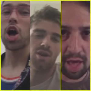 Lin-Manuel Miranda, The Chainsmokers & More Star in MAX's 'Still New York' Video - Watch!
