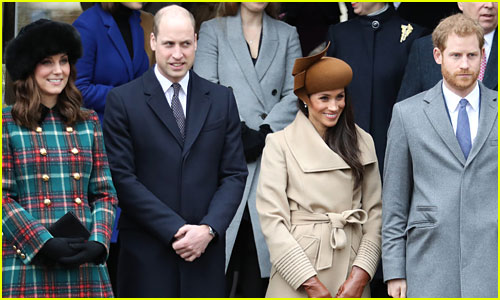 Duchess Meghan Markle Joins Prince William, Duchess Kate Middleton, & Prince Harry in This New Role!
