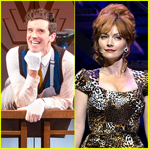 Ugly Betty's Michael Urie & Becki Newton Reunite on Stage in 'How to Succeed' (Photos)