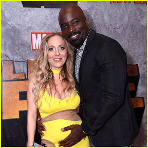 Luke Cage's Mike Colter Attends Premiere with Pregnant Wife Iva!