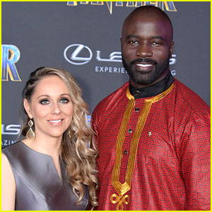 Luke Cage's Mike Colter & Wife Iva Expecting Second Child!