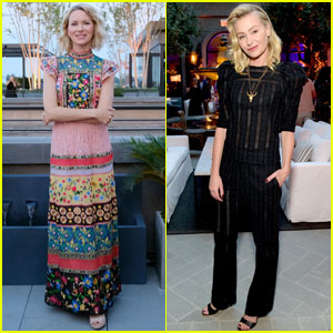 Naomi Watts & Portia de Rossi Step Out For Restoration Hardware's Grand Opening!