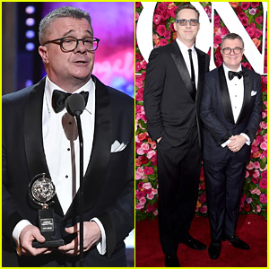 Nathan Lane Thanks Husband Devlin Elliott While Winning at Tony Awards 2018