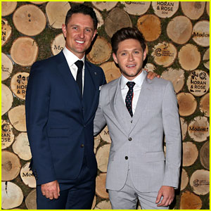Niall Horan & Justin Rose Host Charity Event for Cancer Research UK Kids & Teens