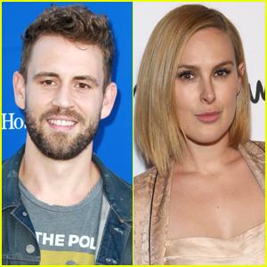 The Bachelor's Nick Viall Addresses Rumer Willis Dating Rumors