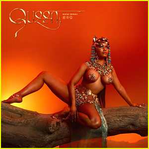 Nicki Minaj Debuts Super Fierce 'Queen' Album Artwork!
