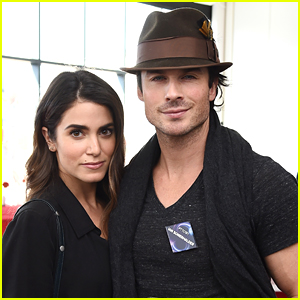 Nikki Reed & Ian Somerhalder Mourn Death of Beloved Dog Ira
