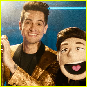 Panic! At The Disco's Brendon Urie Turns Into a Puppet in 'Hey Look Ma, I Made It' Video - Watch Now!