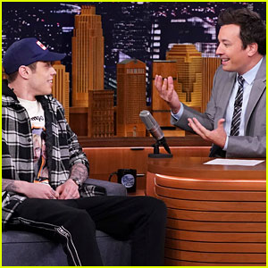 Pete Davidson Confirms Engagement to Ariana Grande on 'Fallon!'