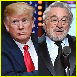 President Trump Responds to Robert De Niro's Jab at Tony Awards 2018