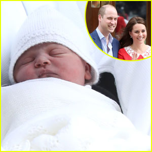 Prince Louis' Christening Details Released