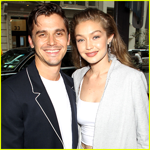 Queer Eye's Antoni Porowski is Joined by Gigi Hadid at Art of the Mix Event!