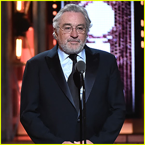 Robert De Niro Says 'F--k Trump' Live at Tony Awards 2018