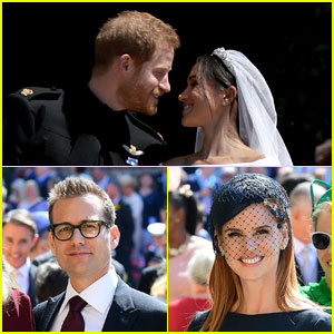 Meghan Markle's 'Suits' Co-Stars Choose Their Favorite Moments of the Royal Wedding!