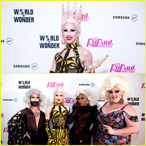 'RuPaul's Drag Race' Season 10 Celebrate Finale at NYC Viewing!