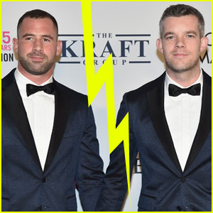 Russell Tovey Seemingly Confirms Split with Fiance Steve Brockman