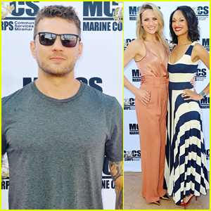 Ryan Phillippe Steps Out for 'Shooter' Season 3 Screening!