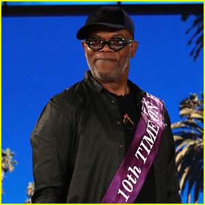 Samuel L. Jackson Gives a Lesson in Cursing & It's Hilarious - Watch Now!