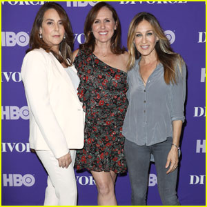 Sarah Jessica Parker Joins 'Divorce' Cast For HBO FYC Event