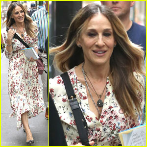 Sarah Jessica Parker Reflects on 20 Years of 'Sex & the City'