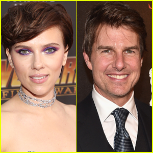 Scarlett Johansson Slams 'Demeaning' Report She Auditioned to Date Tom Cruise
