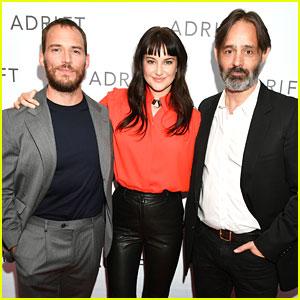 Shailene Woodley & Sam Claflin Attend Special 'Adrift' Screening In London