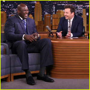 Shaq Gets Blasted During 'Blow Your Mind' Game with Jimmy Fallon - Watch Here!
