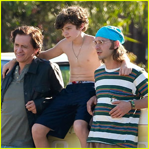 Shia LaBeouf Films Movie About His Life with Noah Jupe