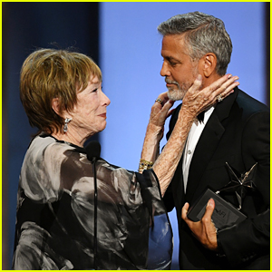 Shirley MacLaine Celebrates Longtime Friend George Clooney at His AFI Tribute