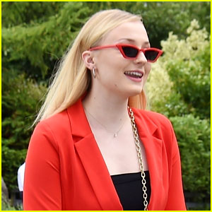 Sophie Turner Is Giving Us Khaleesi Vibes with New Haircut!