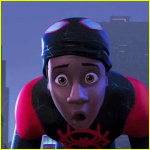 Spider-Man: Into The Spider-Verse's Trailer Reveals All-Star Cast - Watch Now!