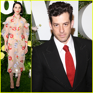 St. Vincent, Mark Ronson & More Step Out for MOMA's Party in the Garden 2018!