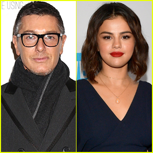 """Designér Stefano Gabbana vyzývá Selenu Gomezovou """"Ugly"""" na sociální média"""