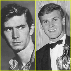 Zachary Quinto & J.J. Abrams Are Making a Drama About Anthony Perkins & Tab Hunter's Secret Love Affair!