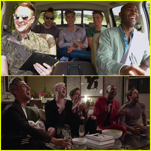 Queer Eye's Fab 5 Are Back for More Fun in Season 2 - Watch the Trailer!