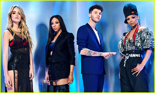 'The Four' 2018 Contestants - Meet the 4 Singers!