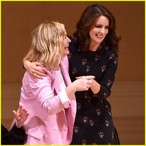 Tina Fey & Amy Poehler Reunite for Improv Show at Carnegie Hall!