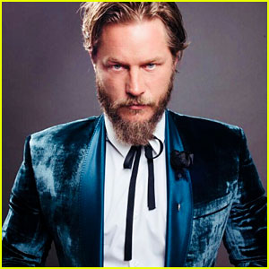 Vikings' Travis Fimmel Has Dreams of Working On a Farm